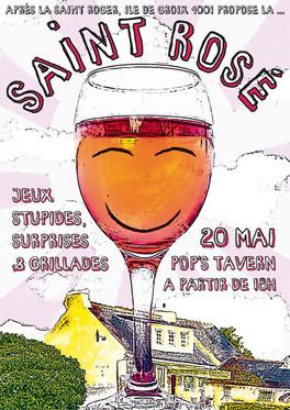 """Et hop """"une Saint Rosé"""" pour fêter le 20 mai!"""