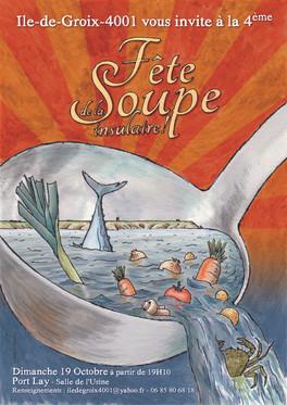 4ème Fête de la soupe insulaire