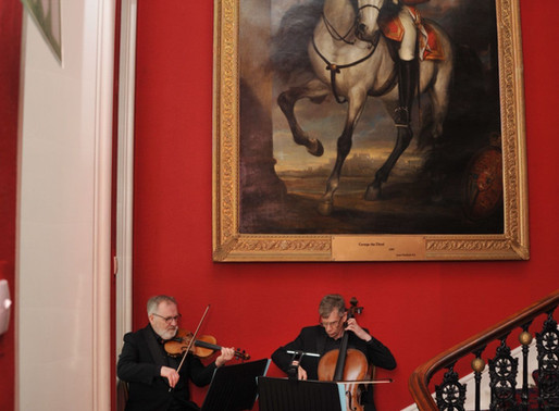 Hampshire String Duo review - Royal Marines Museum