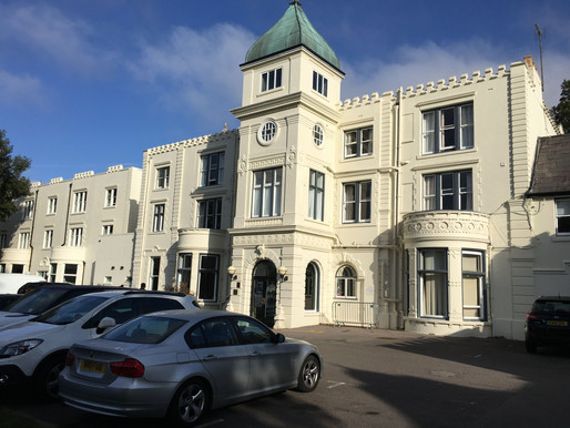 Botleigh Grange Hotel wedding Southampton