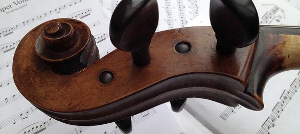 wedding, string quartet, Hampshire cello scroll