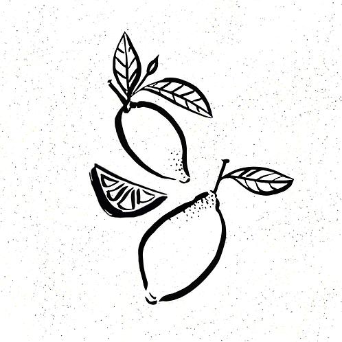 Citrus - Print
