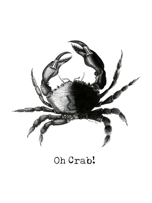 Oh Crab! on A6