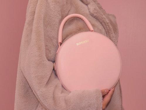 Pink Pebble Bag