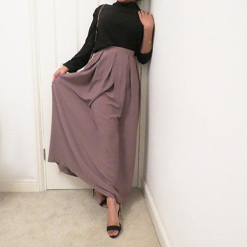 Saba Pleated Skirt