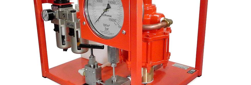 AHP107 Air Driven Hydrotest Pump