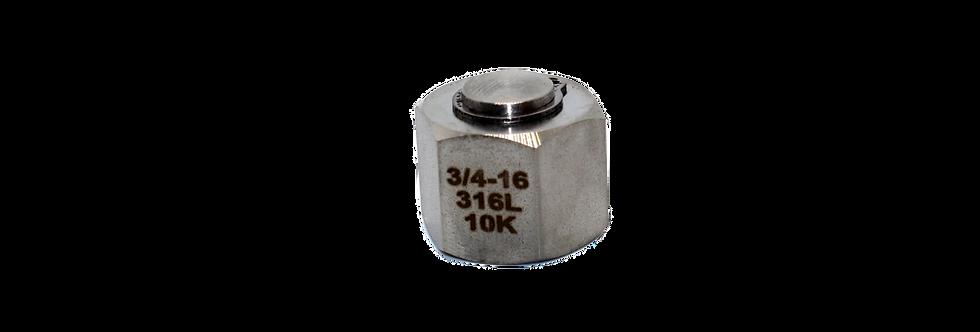 "3/4""-16 JIC Swivel Cap (Size 8)"