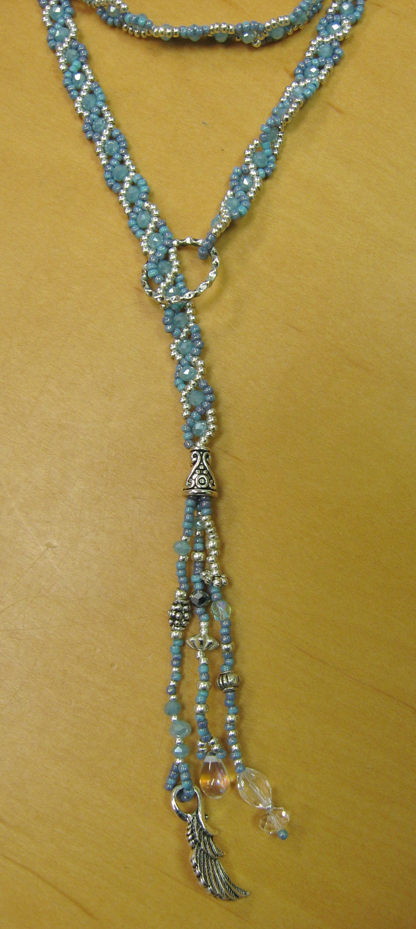 Wing & a Prayer Lariat