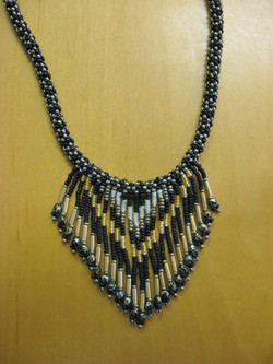 Waterfall Rope Necklace