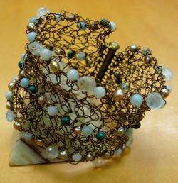 Wire Crochet Cuff2