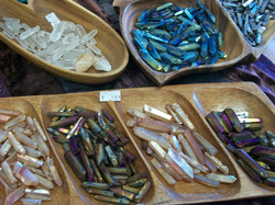 Healing Crystal Collection
