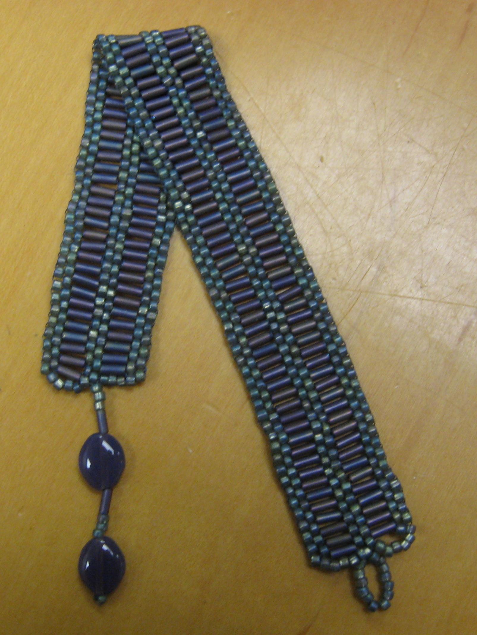 Bar Code Bracelet