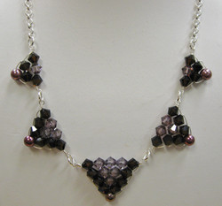 Points of Interest Necklace
