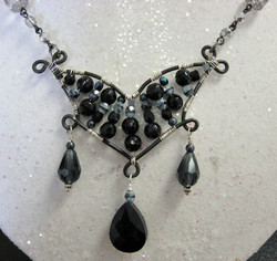 Gotham City Necklace