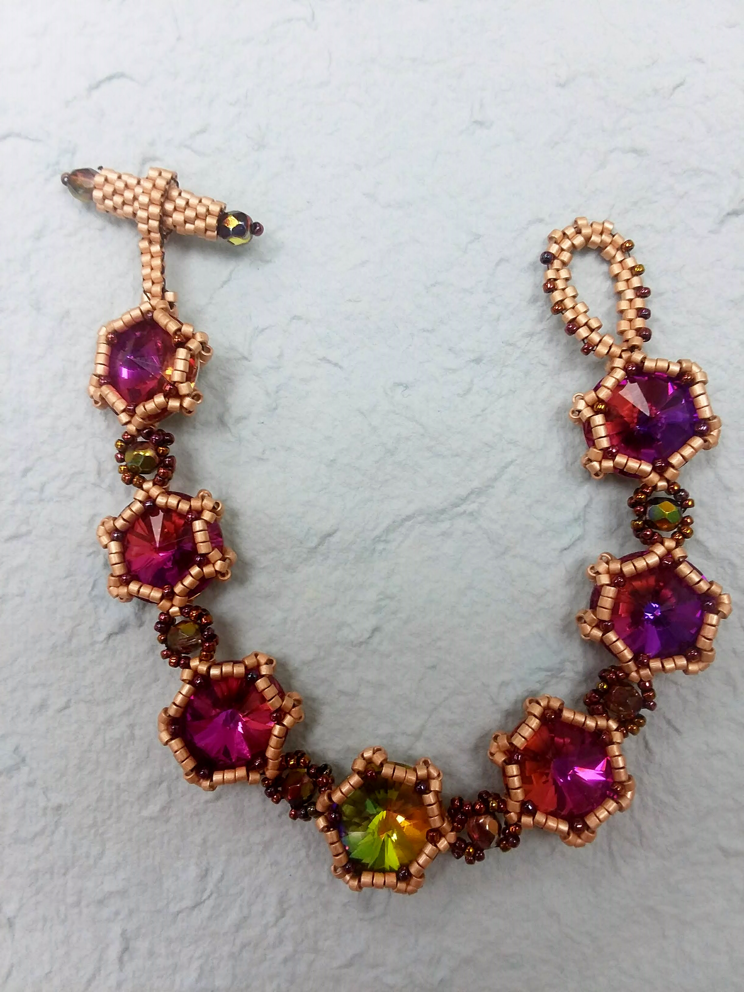 Twilight Crystal Bracelet
