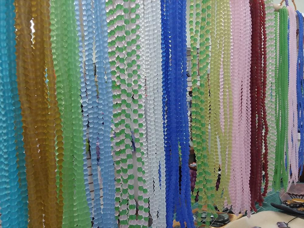 $5 Sea Glass Strands