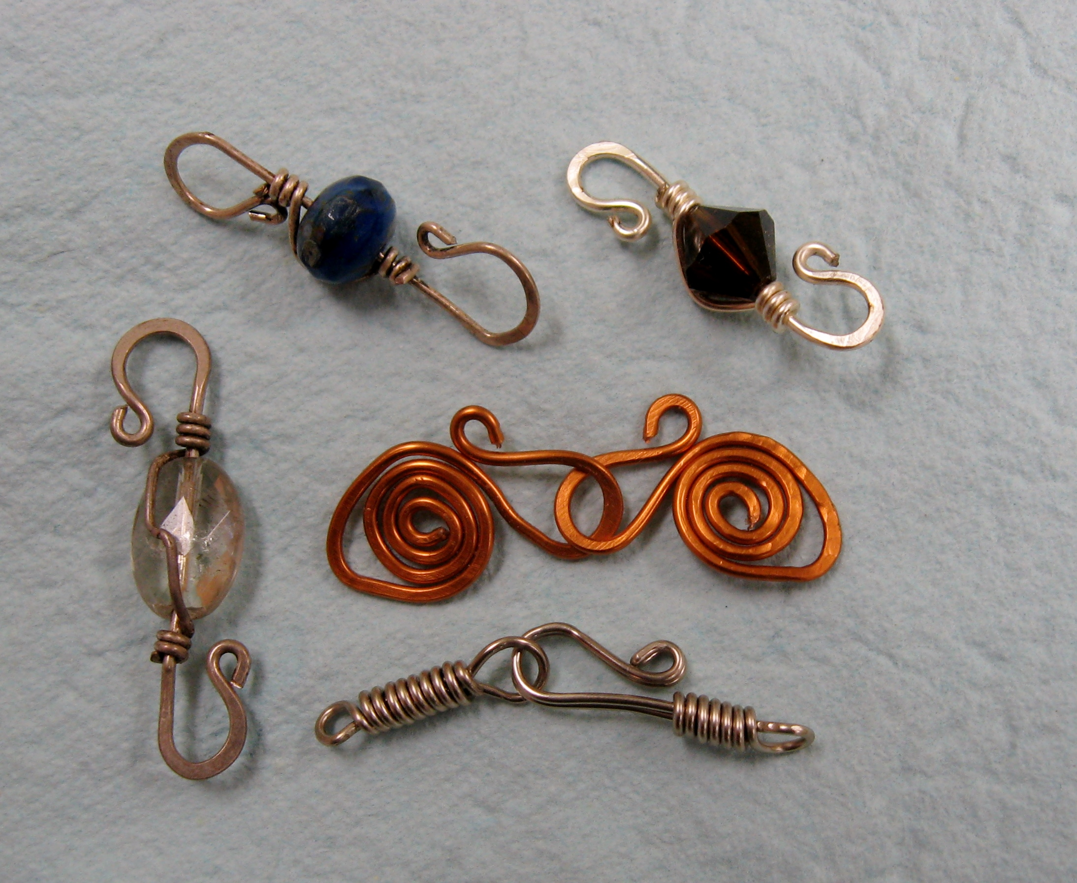 Make Your Own Wire Clasps