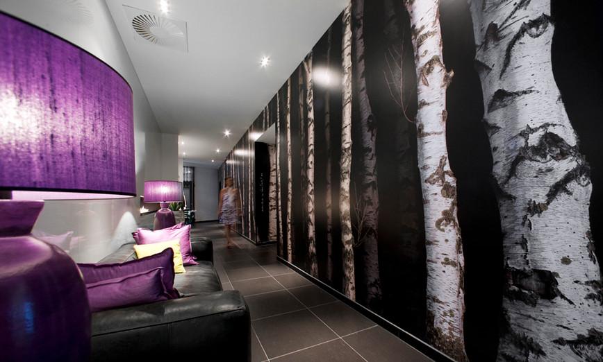 FOREST wall art for Van der Valk hotels
