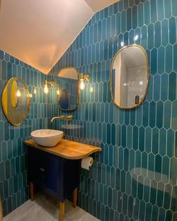 Dali inspired bathroom