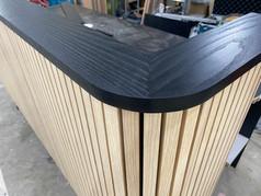 massive wood top