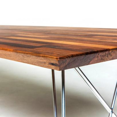 Noten tafel detail