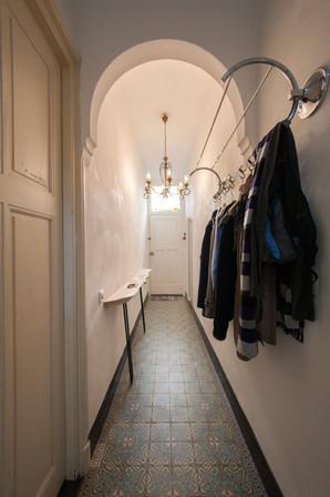 Hallway restoration project