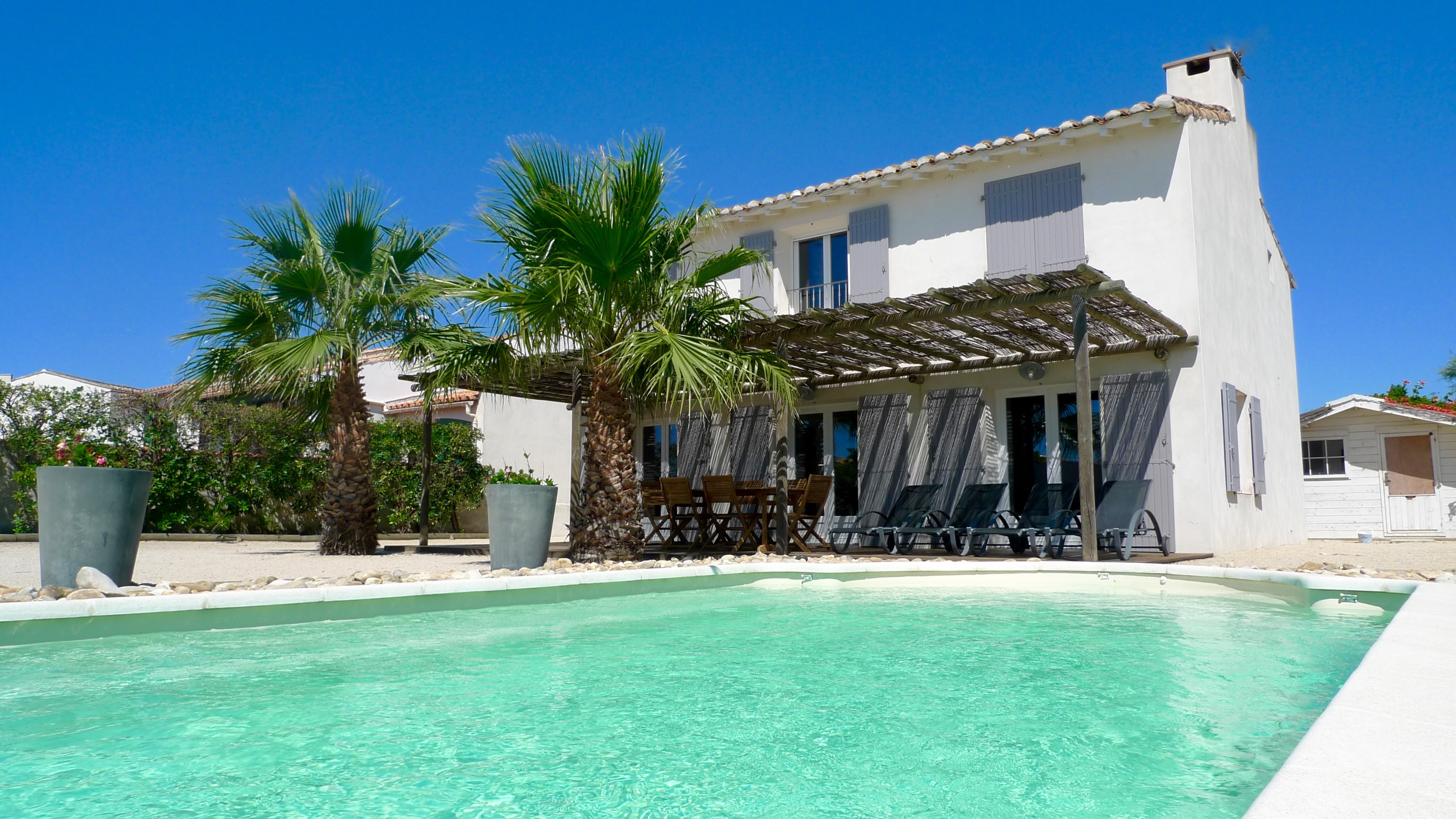 La Villa Sous le Soleil en Camargue