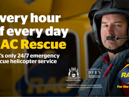 Take to the sky using virtual reality on board the RAC Rescue Experience