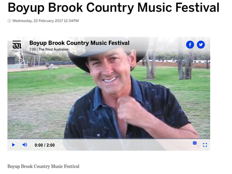 Interview with Lee Kernaghan