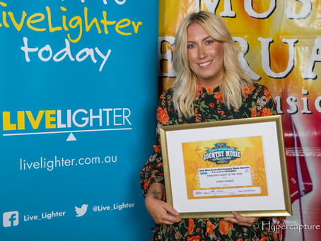 Winners of the West Australian Country Music Awards