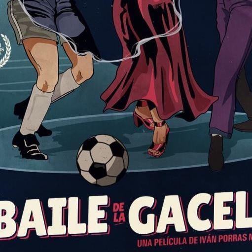 """""""EL BAILE DE LA GACELA"""""""