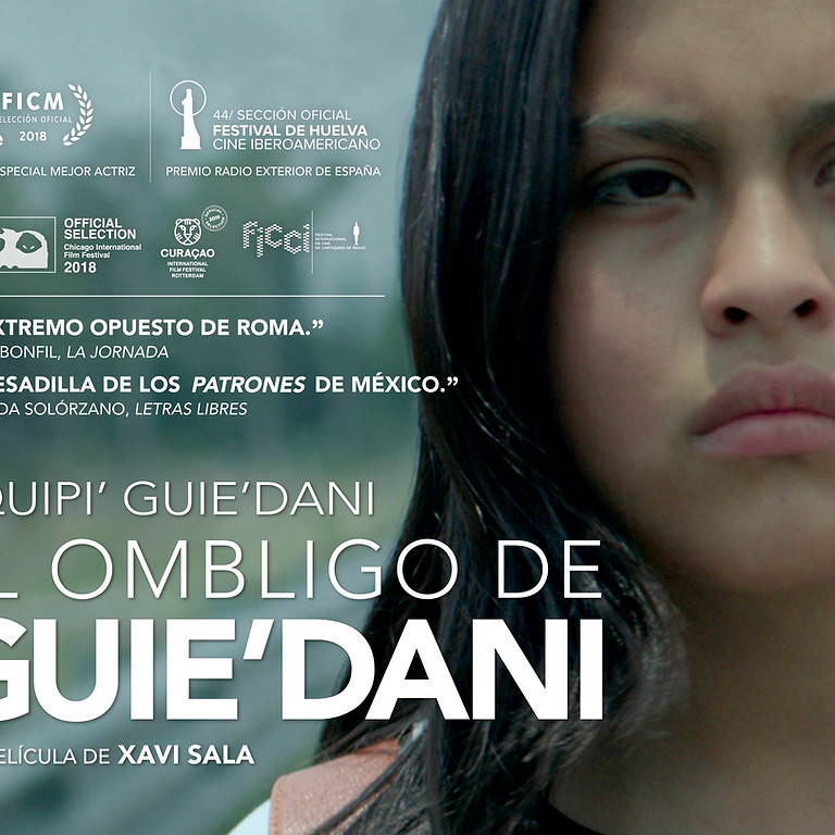 """EL OMBLIGO DE GUIE'DANI"""