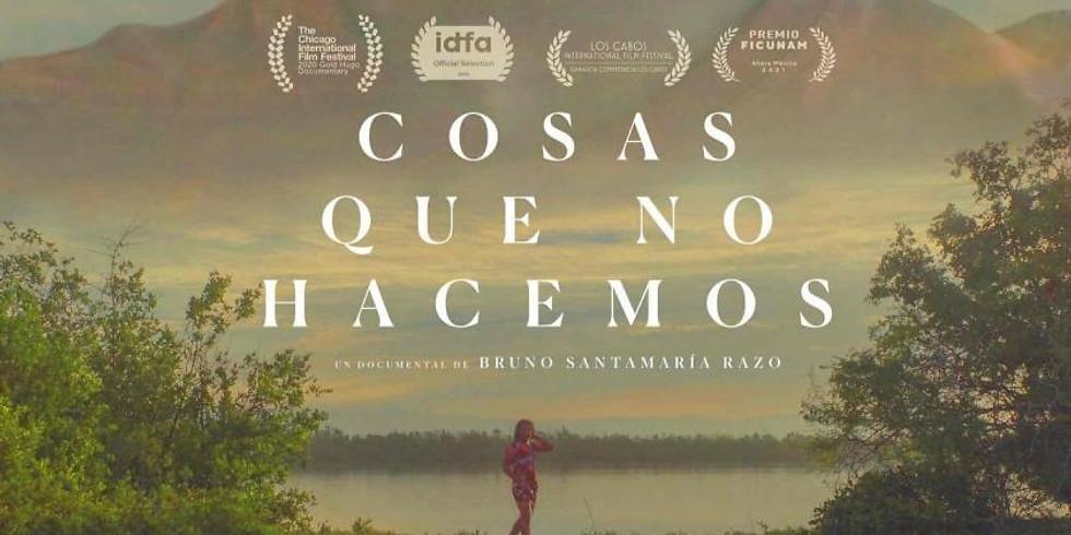 """""""COSAS QUE NO HACEMOS"""""""
