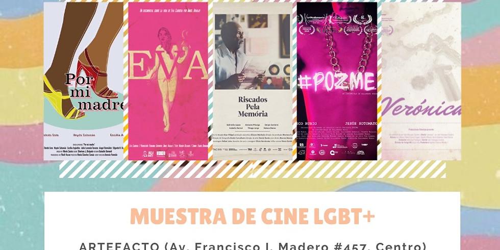 Muestra de cine LGBT+