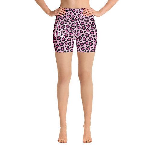 Lina Dior Yoga Shorts