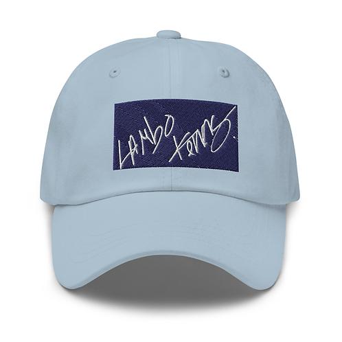 light blue Lambo Kenny cap