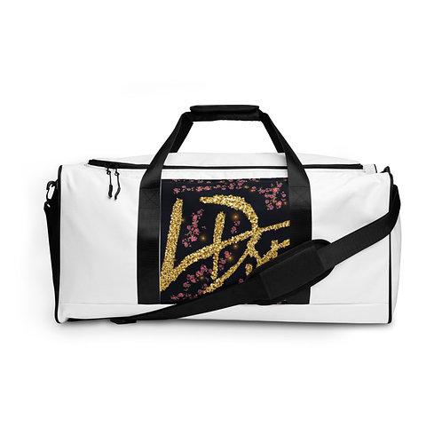 White Lina Dior duffel bag