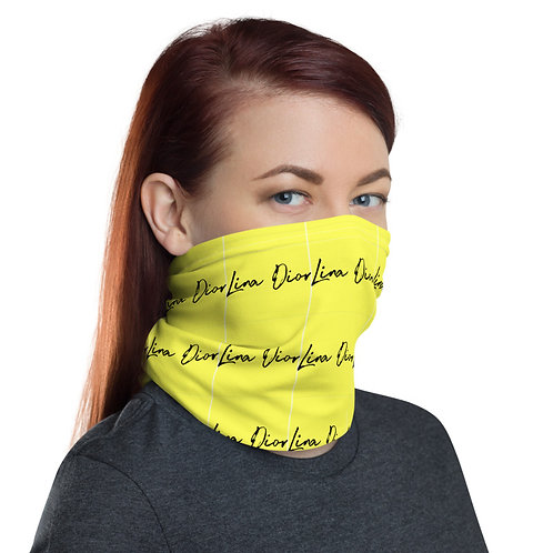 Lina Dior face mask