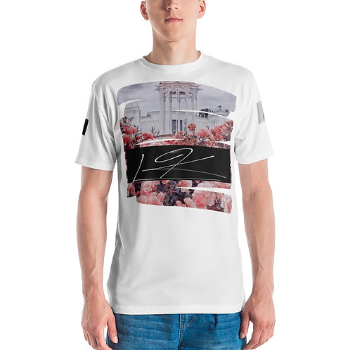 Lina Dior Men's Crew Neck T-Shirt