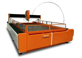 Waterjet cutting machine Shanghai