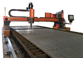 plasma gantry cutting machine