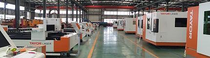 Shanghai Laike laser cutters