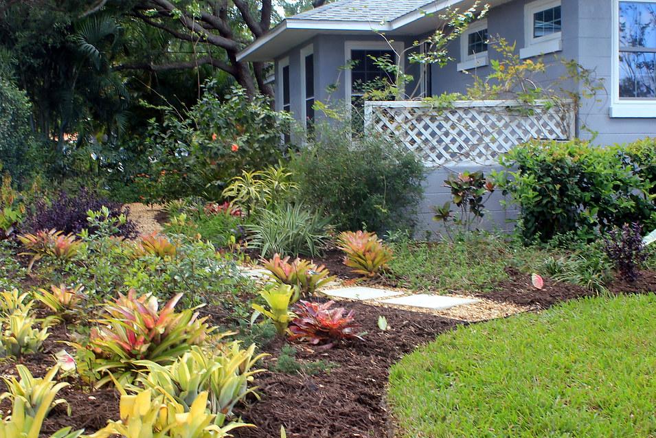 Don Sexauer & Pepper Huff - gardens
