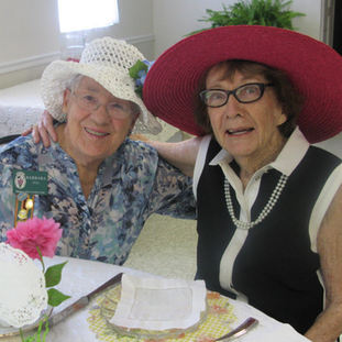 Barbara Null, Nancy Benny
