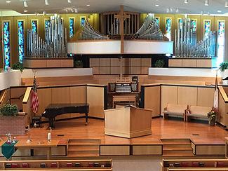 First Reformed Church - Holland, Michigan - Music