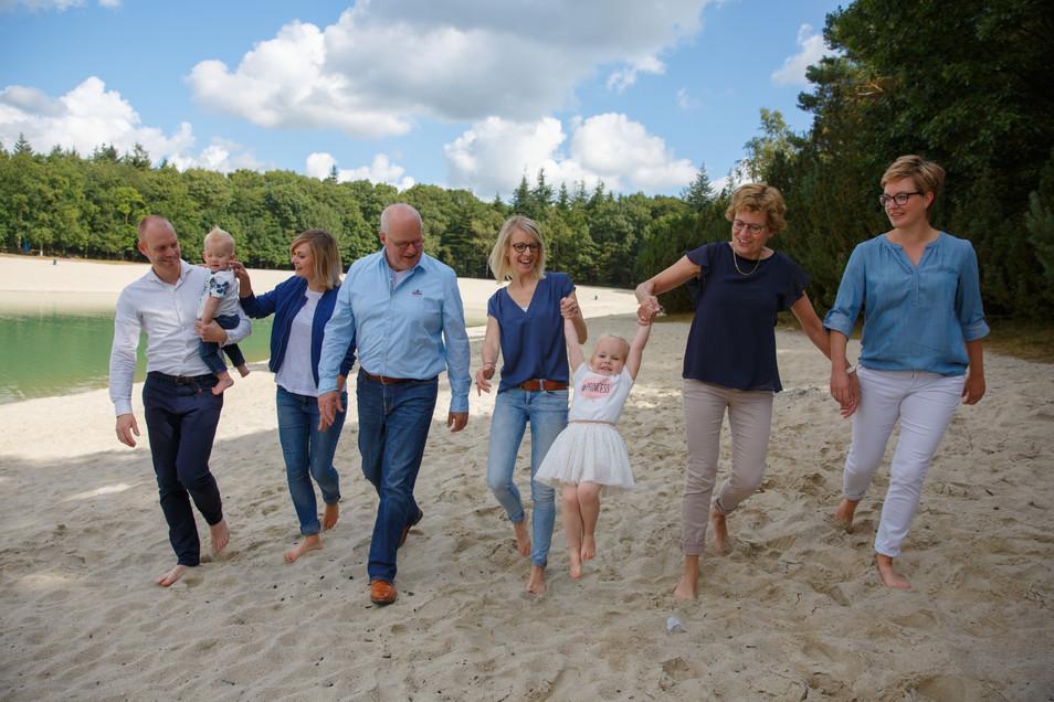 Spontane gezinsfotografie & familiefotografie in Drenthe, Groningen