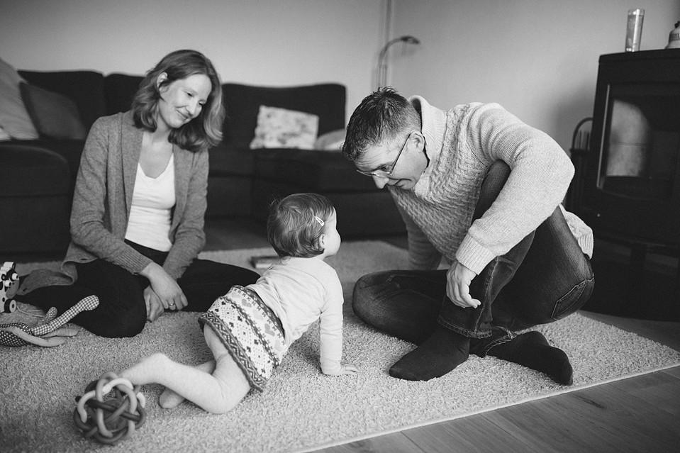 Lifestyle gezinsfotoshoot