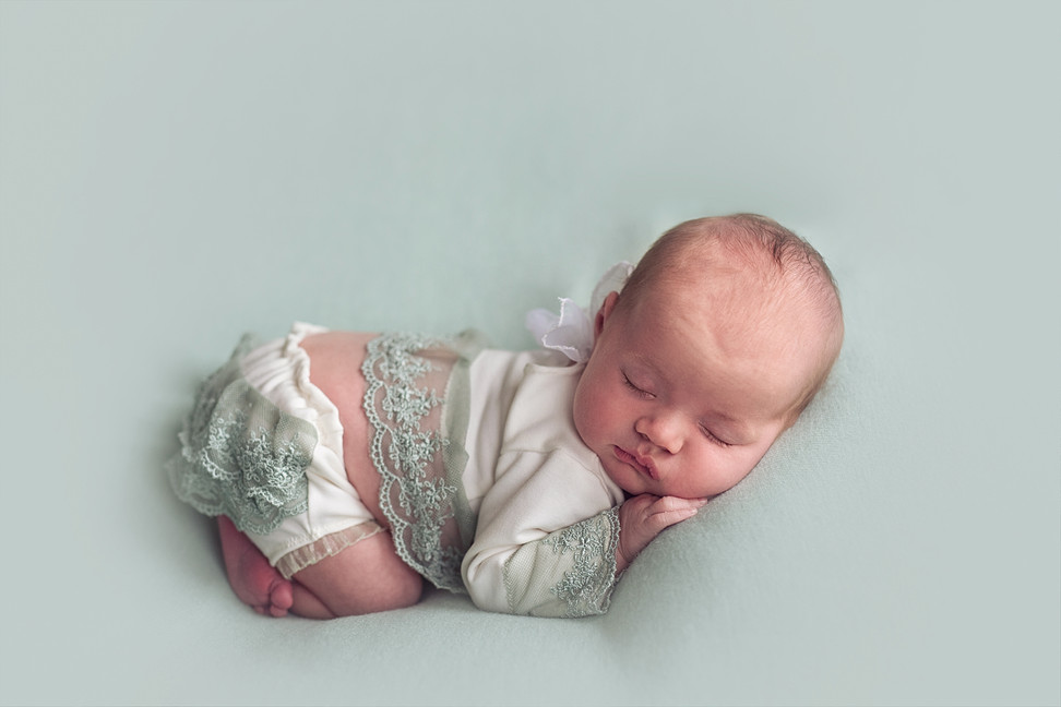 newborn fotostudio in Drenthe