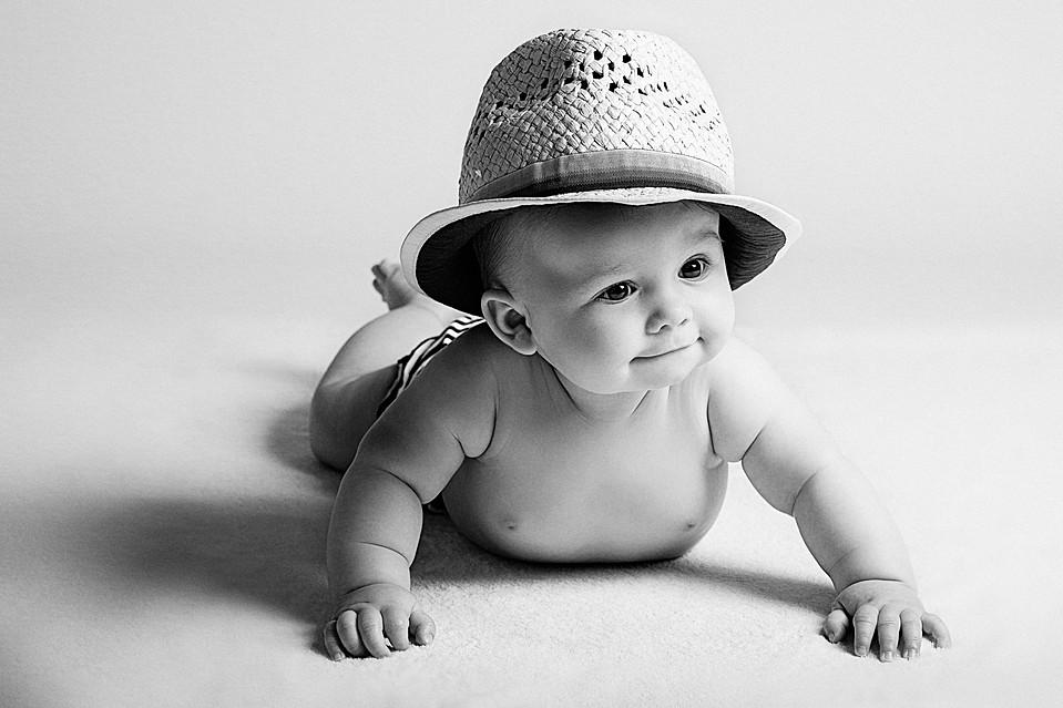 Baby fotoshoot Assen, Drenthe