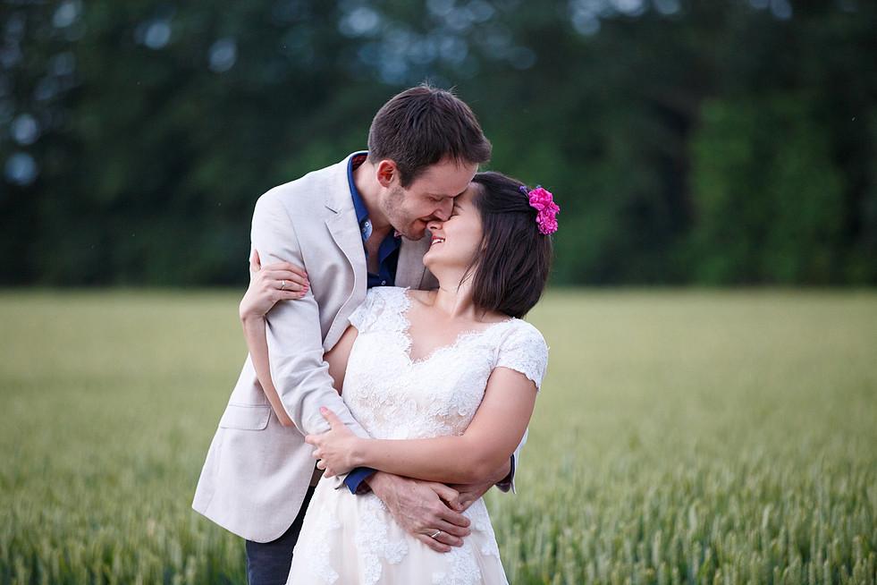 boho bruiloft
